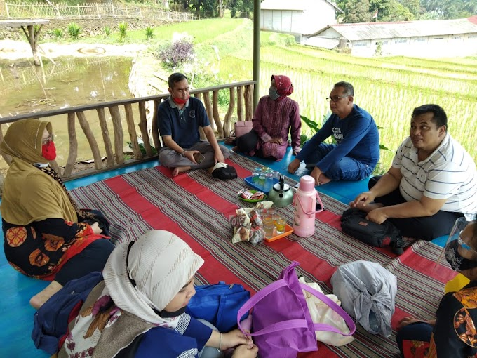 FGD PNJ Bahas Kebijakan Pengelolaan Pembangunan Desa Wisata Kampung Sawah