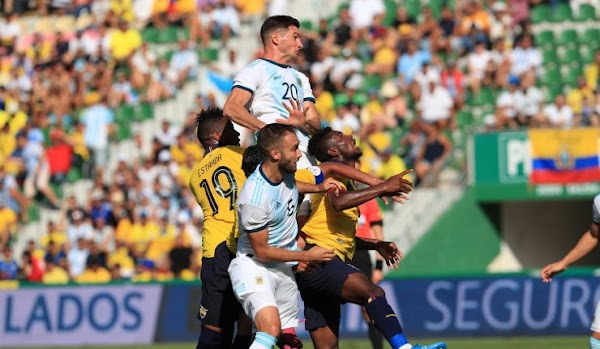 الارجنتين يفوز بسداسيه وديا على الاكوادور