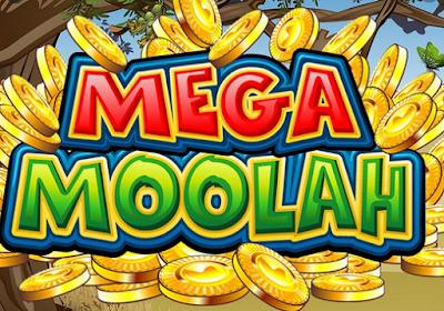 Mega Moolah di Golden Riviera Online Casino