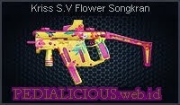 Kriss S.V Flower Songkran
