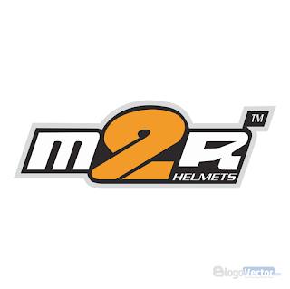m2R Helmet Logo vector (.cdr)