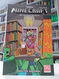 """""""Minecraft. Na pastwę mobów"""" Kristen Gudsnuk - recenzja"""