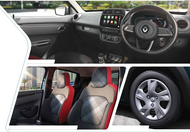 Novo Renault Kwid 2020 (facelift): fotos e ficha técnica