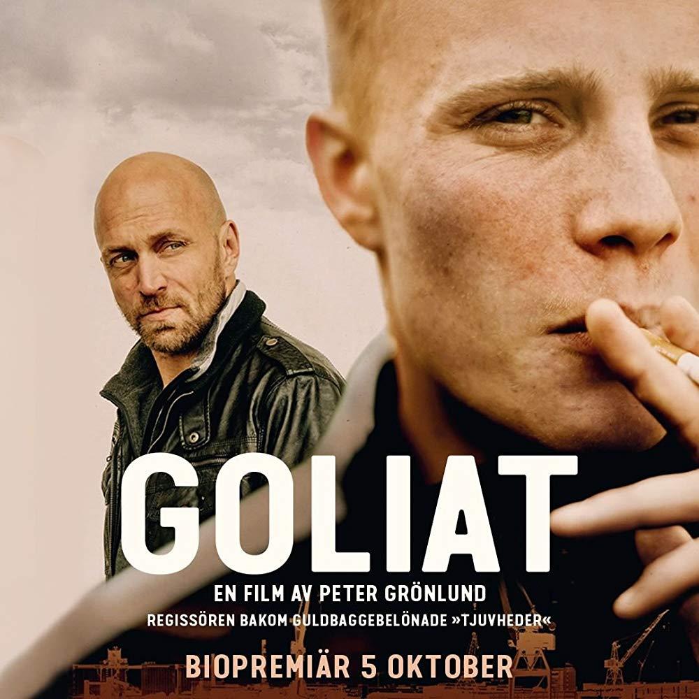 Goliat 2018 Swedish Movie WEB-DL 720p