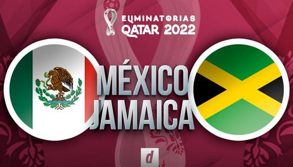 México vs. Jamaica EN VIVO y EN DIRECTO: ver horarios y canales TV por Eliminatorias
