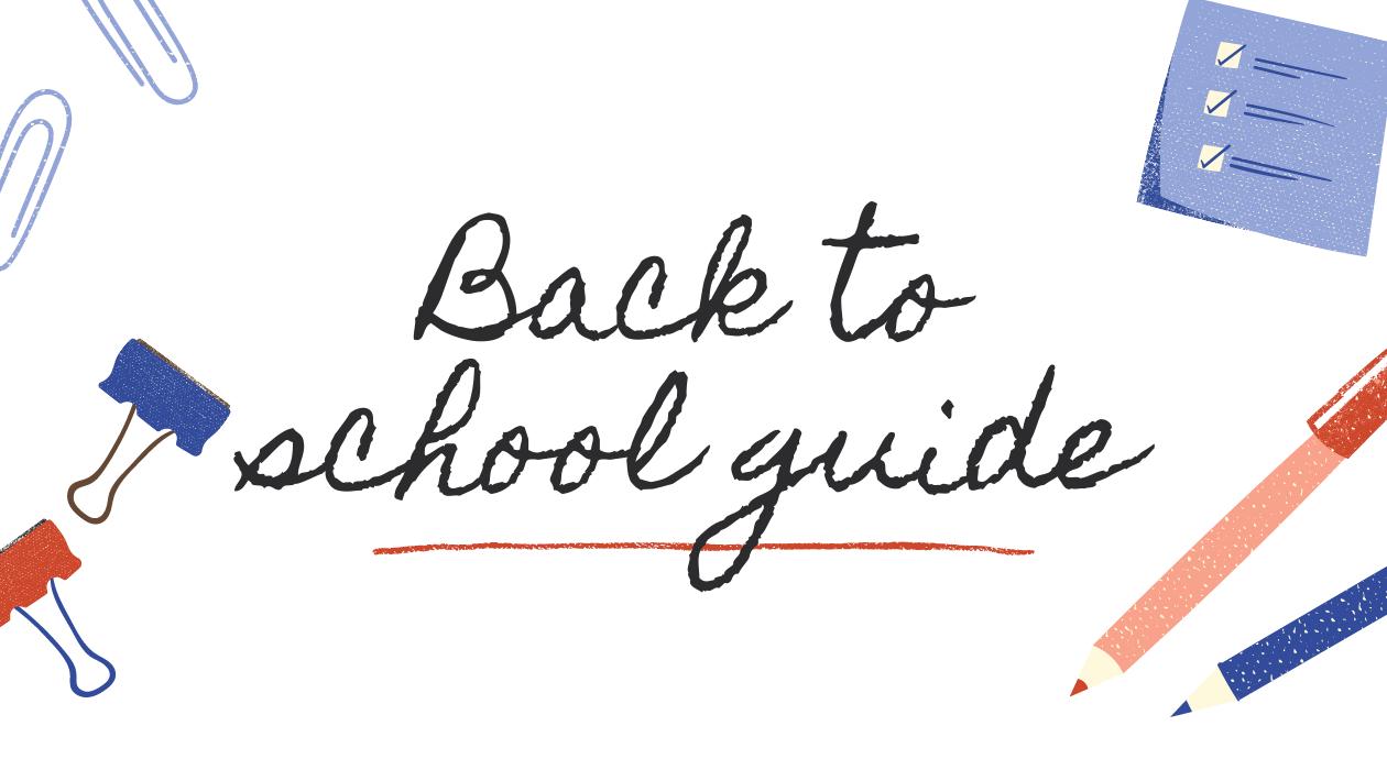 School days made easier - Part 1 (Focus on Sunday Prep)