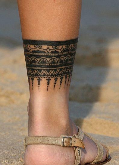 Tattoo Gelang Kaki Tattoo
