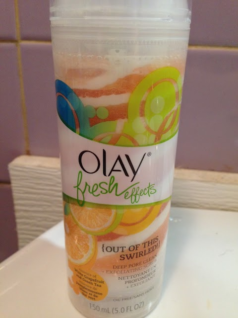 Review | Olay Fresh Effects