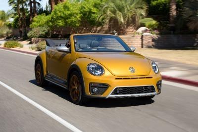 Volkswagen Beetle Gas Mileage
