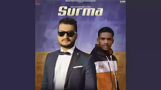 Checkout New song Surma lyrics penned by Kaka & sung by Kaka ft Adaab Kharoud