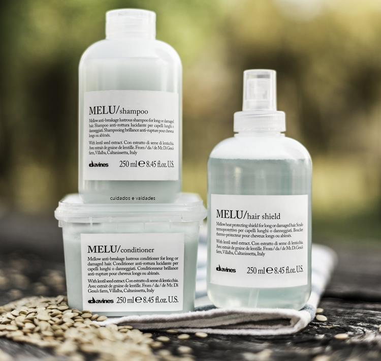 Melu Hair Shield Davines