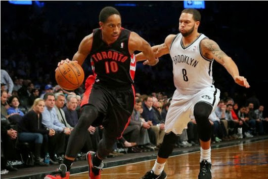 NBA - Toronto vs Brooklyn - My Pick: ML-BROOKLYN 0 (-210) WON