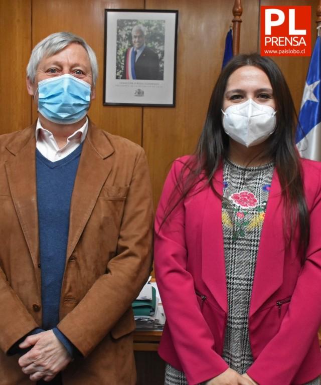 Paulina Lobos nueva Seremi de Educación de la región