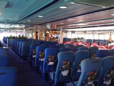 My happy place viajar entre las islas canarias naviera for Oficinas fred olsen