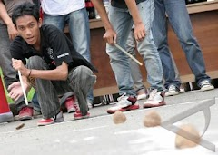 Permainan Tradisional Kalimantan Balogo
