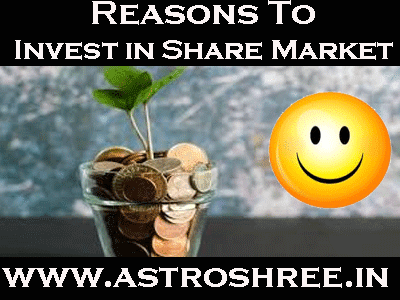 benefits of investing in share market by astrologer