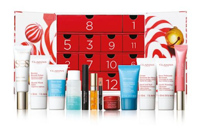 Clarins 12 Day Advent Calendar for Women 2020