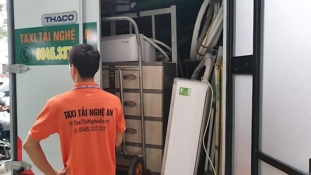 Dịch vụ chuyển nhà trọn gói tại Vinh