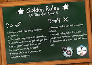 Golden Rules CIA 3