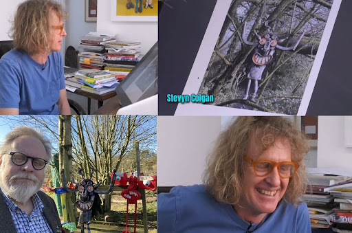 As seen on 'Grayson's Art Club' on Channel 4