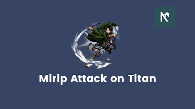 Anime Mirip Attack on Titan (Shingeki no Kyojin)