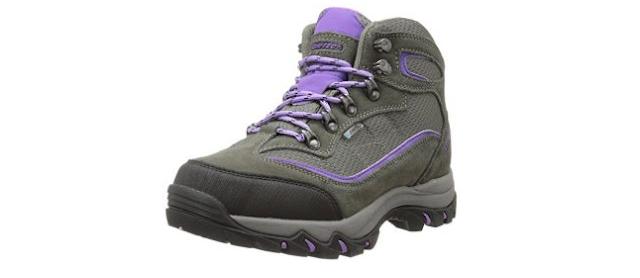 Hi-Tec Women's Mid-Rise Skamania Waterproof Hiking Boot