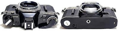 Canon AE-1 (Black) Body #728