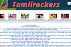 TamilRockers 2020 - TamilRockers Tamil Movies HD Download Illegal Website
