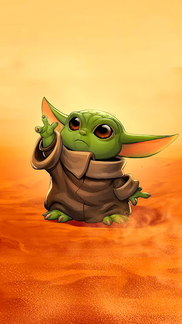 Baby Yoda Wallpaper Iphone X Baby yoda wallpaper iphone xr