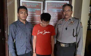 Jadikan Rumahnya Tempat Pesta Narkotika, Warga Menggala Ditangkap Polisi