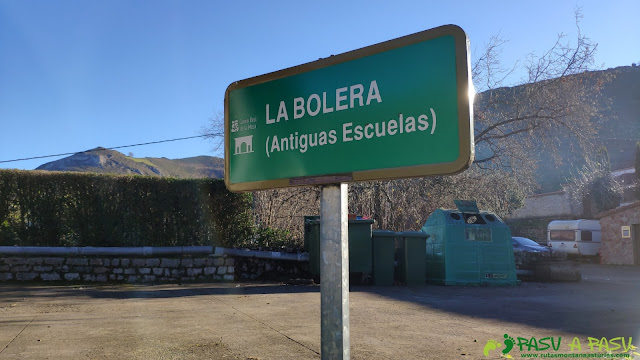 La Bolera, Yernes