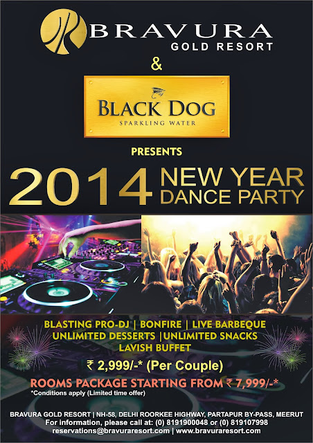 New Year Dance Party – 2014