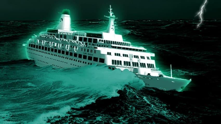 BBC снимет хоррор-сериал Wrecked про лайнер и в духе «Сияния» и «Хижины в лесу»