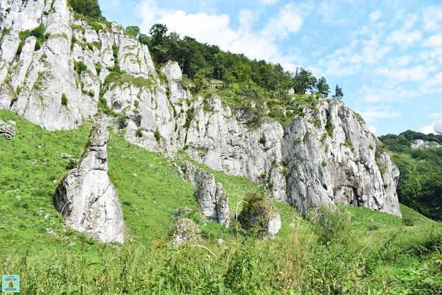 Parque Nacional de Ojców, Polonia