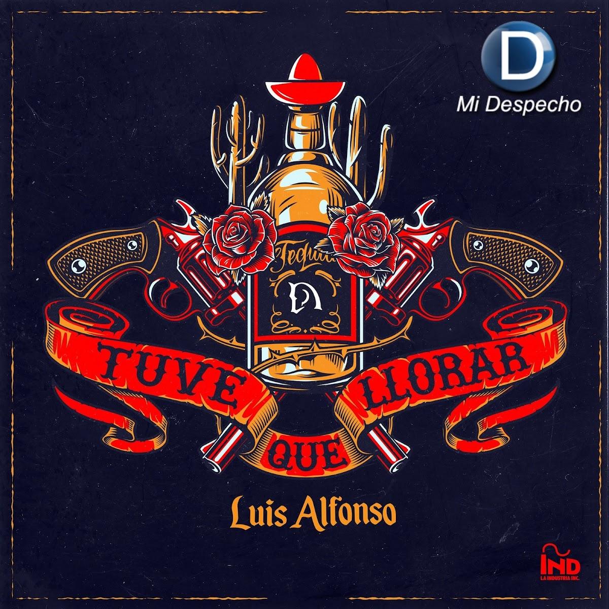 Luis Alfonso Tuve Que Llorar Frontal