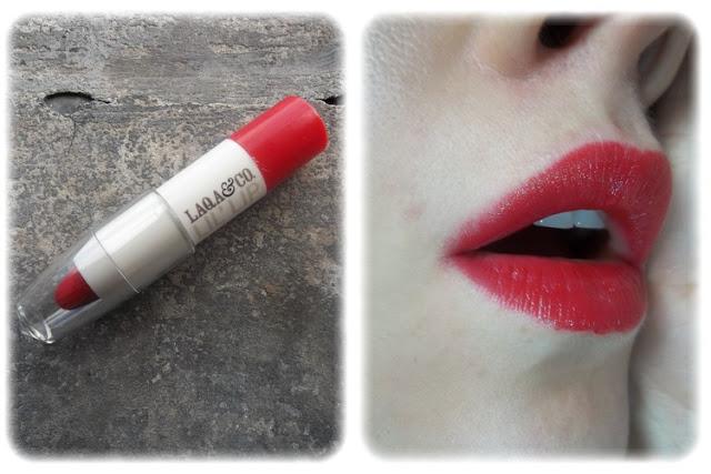 Jumbo à Lèvres Lil'Lip - Laqa&Co Birchbox Août 2013