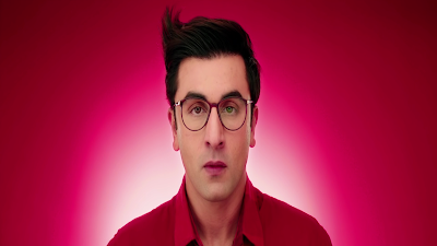 Ranbir Kapoor Wearing Goggle  In Jagga Jasoos Film