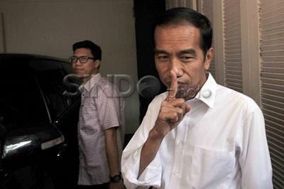 Pernah Sebut jadi Presiden karena Pengembang, Prodem: Itu Ganggu Akal Sehat, tapi Jokowi Diam