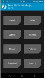 Cara Install TWRP dan Root Samsung A5 2017