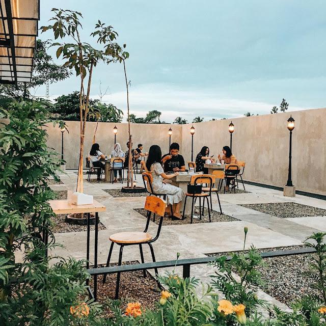 Cafe Yukaffe Samarinda - Review Menu, Fasilitas Lengkap & Lokasi