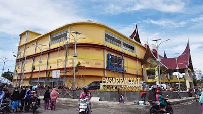 Gubernur Ungkap Keunggulan Pasar Pariaman yang Bakal Diresmikan Wakil Presiden