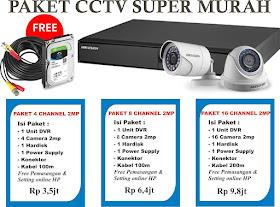 jasa pasang CCTV