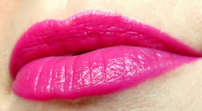 saveonbeautyblog_guerlain_kisskiss_creamy_shaping_lip_colour_lipstick_excessive_rose_review