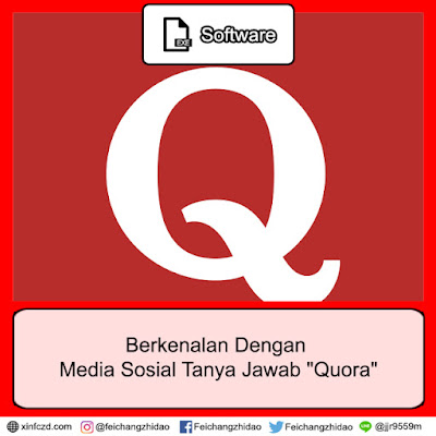 "Berkenalan Dengan Media Sosial Tanya Jawab ""Quora"""
