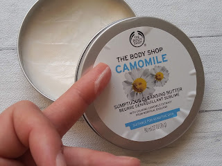 the-body-shop-camomile-cleansing-butter-texture