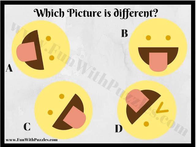 Picture Puzzle Brain Teaser
