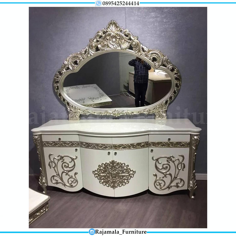 Meja Konsul Mewah Luxury Classic Furniture Jepara RM-0237