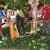 Policía Cesar instala 22 comedores para perros abandonados durante la pandemia en Aguachica