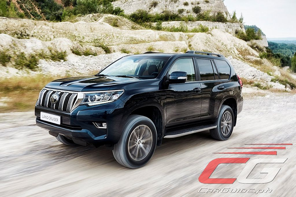 2018 toyota land cruiser prado. contemporary toyota tying nicely to a design first seen in its larger land cruiser brother the  headlights on prado have slitshaped cooling openings finished  intended 2018 toyota land cruiser prado