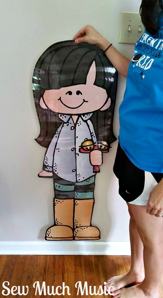 Sew Much Music: Tutorial: How to Print Life-Size Clipart at Home